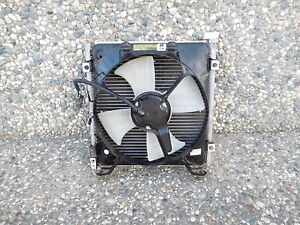 1998 Honda Civic 2dr Front Radiator Fan Clutch Assembly A 1 O