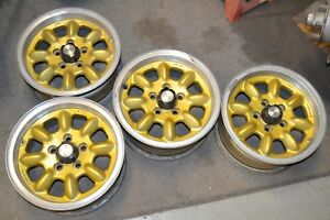 Price Cut 14 5 X 4 1 4 108 American Racing Wheels Volvo Ford Jaguar Lincoln