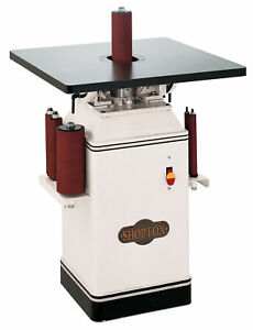 Shop Fox W1686 1hp Spindle Sander W 10 Spindles new In Box