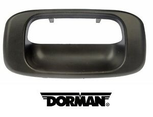 Rear Back Latch Tail Gate Tailgate Handle Bezel For Chevy Silverado Gmc Sierra Fits More Than One Vehicle