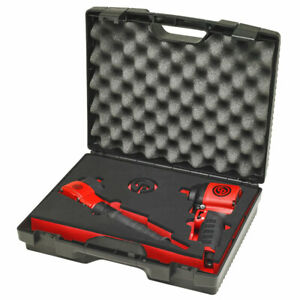 Chicago Pneumatic 1 2 Compact Impact Wrench Set 7737 7732c