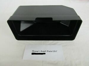 Jeep Cj5 Cj6 Cj7 Cj8 Scrambler 1972 1986 Glove Box 5752279 New
