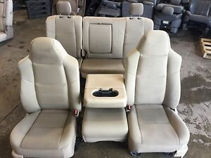 2008 F250 F350 Crew Cab Ford Superduty Seats