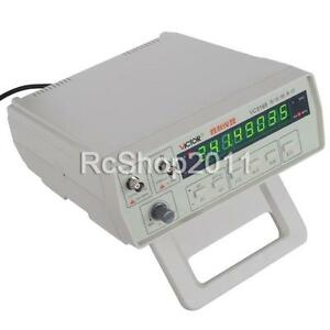 Vc3165 Radio Frequency Counter Rf Meter 0 01hz 2 4ghz Professional Tester Us
