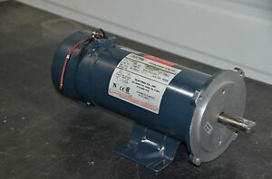 Electrol M 4619ab Variable Speed 180v Pm Dc Motor 3 4 Hp 1725 Rpm 56c 22282200