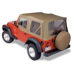 Bestop Replace A Top W Clear Windows Spice For Jeep Wrangler 1997 2002