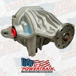 New Rear Differential 8 8 Ford Explorer Aviator Mountaineer 3 73 Open Non Lock