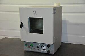 Shel Lab Model 1425 Vacuum Oven 0 6 Cubic Feet 240 c 115v P n 9100797 Tested