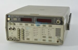 Hp Agilent 4935a Transmission Test Set Fair Condition Option 003