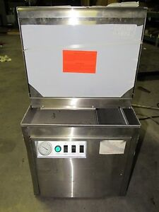 Moyer Diebel Md 18 Automatic Commercial Glass Washer Electric Heat nnb