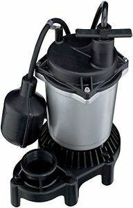 Flotec Fpzs50t 1 2 Hp Submersible Sump Pump