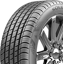 225 55 17 Kumho Solus Ta71 101v Bsw Ultra High Performance All Season Tire