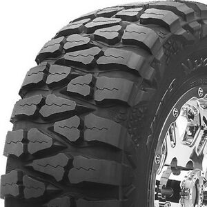 35 12 5 20 Nitto Mud Grappler 121q Bw Off road extreme terrain Tire
