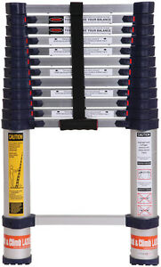 Xtend Climb 780p 12 5 Ft Telescoping Ladder Pro Series