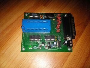 Batronix Eprom Eeprom E e prommer 3 3 Programmer By Andr Bauer
