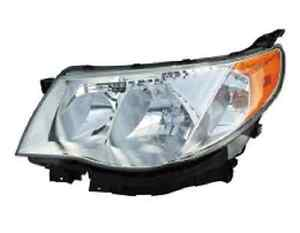 New Left Driver Headlight Light For 2009 2010 2011 2012 2013 Subaru Forester