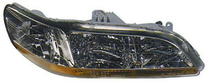 New Honda Accord Sedan Coupe 1998 1999 2000 Right Passenger Headlight Light