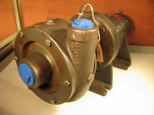 Gusher P1 5x2 7seh ca Centrifugal Pump New Surplus