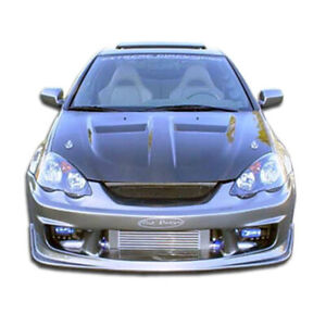 I Spec Front Bumper Body Kit 1 Pc For Acura Rsx 02 04 Duraflex