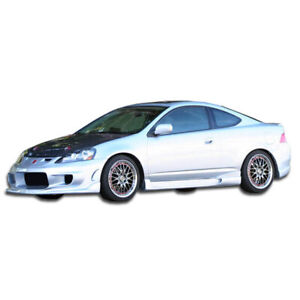 I Spec 2 Side Skirts Body Kit Rocker Panels 2 Pc For Acura Rsx 02 06 D