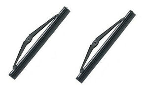 Saab 900 93 9000 Headlight Wiper Blade Pair New 8549172 124 Mm Long