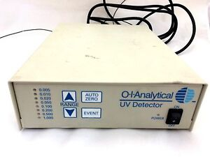 Oi Analytical Uv Detector