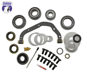 Yukon Differential Rear End Master Overhaul Bearing Kit Dodge Chrysler 7 25