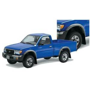 Bushwacker Extend A Fender Front Rear Flares For Toyota Tacoma 74 5 Bed 95 04