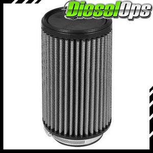 Afe Pro Dry S Gray Round Air Filter 3 5 Flange 5 Base 4 75 Top 7 High