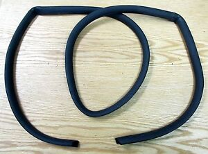 1955 1956 1957 Chevy Nomad Lift Gate Upper Tail Gate Rubber Weatherstrip Usa