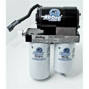 Airdog 100gph Air Fuel Separator For Gm 6 5l Turbo Diesel 1992 2000
