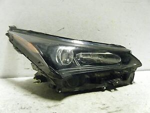 Tested Lexus Nx200t Nx300h 15 16 Oem Passenger Halogen Headlight Assembly 4530