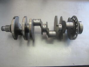 f302 Crankshaft 2012 Gmc Sierra 2500 6 0