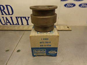 Ford Oem B3tz 7561 A Clutch Release Throwout Bearing For Many 53 56 Truck Others