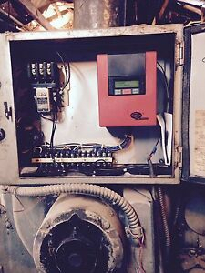 Cleaver Brooks Boiler 50hp 2 Oil Waste Oil