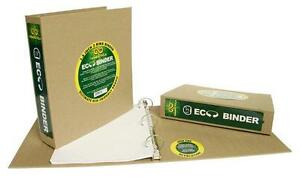 Terracycle Recycled 2 In Binders 3 Ring Case Of 6