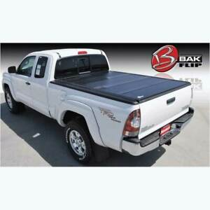 Bak Bakflip F1 Hard Folding Tonneau Cover For Toyota Tacoma 6 Bed W track 05 15