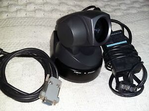 Sony Evi D 100 Pan tilt zoom Video Camera
