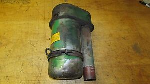 John Deere 2010 Tractor Air Cleaner
