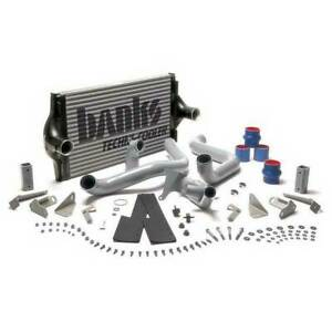 Banks Power Techni cooler System For Ford F 250 350 7 3l 1994 1997