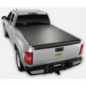Truxedo Lo Pro Qt Roll Tonneau Cover For Gm Truck Drw W bed Caps 8 Bed 07 13