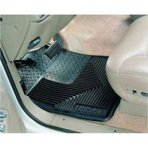 Husky Heavy Duty Front Floor Mats Black For Gm Truck suv 1988 2000