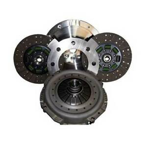 Valair Street Dual Disc Clutch For Ford Powerstroke 7 3l 6 Speed 550hp 1999 2003