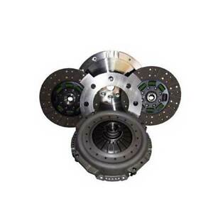 Valair Dual Disc Ceramic Clutch For Ford Powerstroke 5 Speed 650hp 1994 1997
