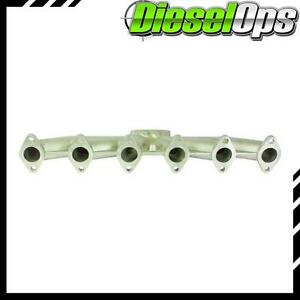 Bd Power Stainless Steel Exhaust Manifold T3 For Dodge Cummins 5 9l 1998 5 2002