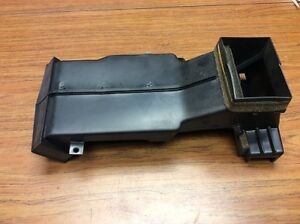 1995 00 Ford Explorer Console Rear Air Duct Flap Door A C Heater F87h 18633 Aa