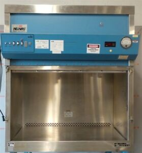 Nuaire Nu 119 400 Biological Safety Cabinet Hood 4 1phase A