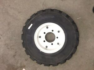 New Taylor Dunn Tire Wheel For A Forklift Ta 742 40 5 X 8