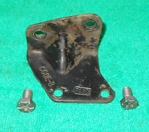 1966 1967 Ford Mustang Gt Fairlane Cyclone 289 Thermactor Backfire Valve Bracket