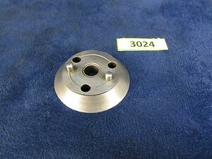 Rivett 608 Lathe Lower Swivel Cone Mpn 506 9 187 3089